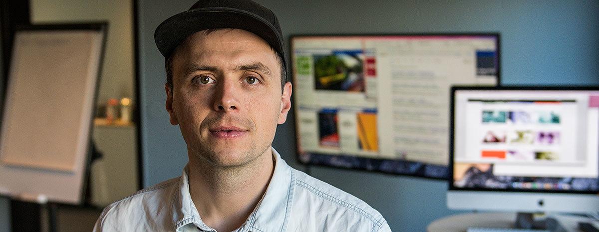Erik Westberg föreläser om sociala medier
