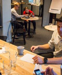Workshop med destinationens företagare