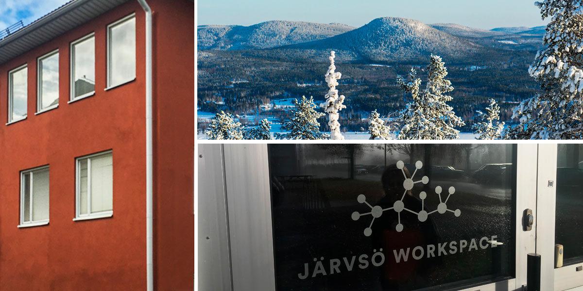 Järvsö Workspace